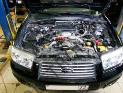 Forester 2007 2.0 158Hp
